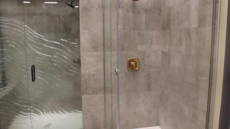 Shower Glass & Door