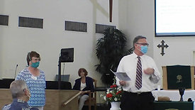 Sunday Worship July 5, Part 3