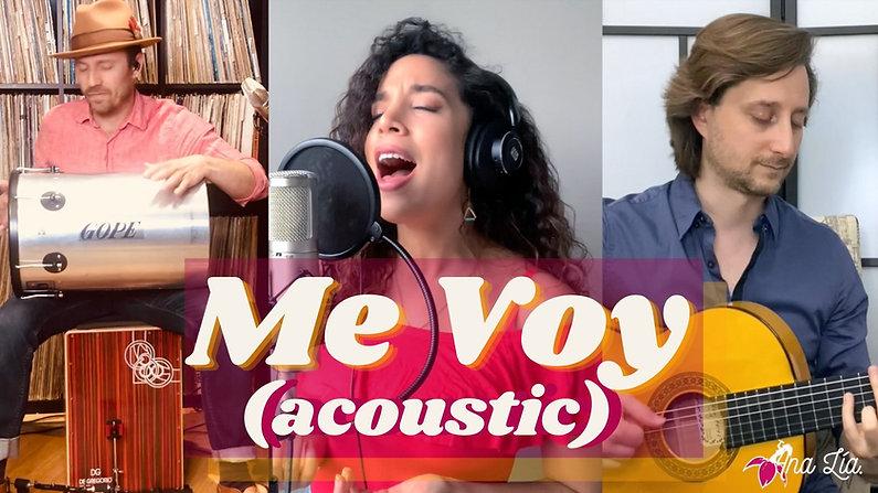 Acoustic ft. Benjamin Barrile & Chendy León