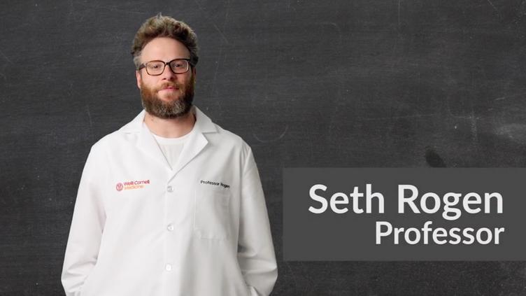 Seth Rogan High School Lesson on Alzheimer's Disease