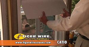 Tiger Wire  DOG The Screen Machine