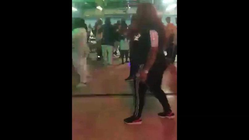 Ashaley J's Latest Performance... Fuck Yo Feelings/Drive Thru
