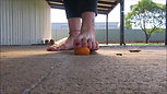 "Tall Tanja size 47; ""Squishy Squashy"" Best crush video yet!"