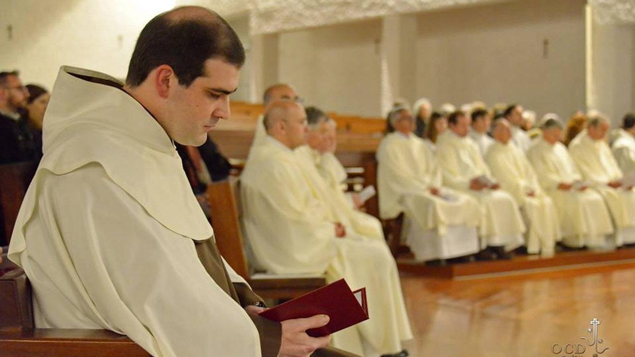 Cerimónia de Ordenação Diaconal do Frei Renato