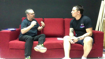 ISTA SHANGAI- On the Couch with Darren Scully