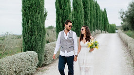 Ori Yuval Tuscany wedding day 3
