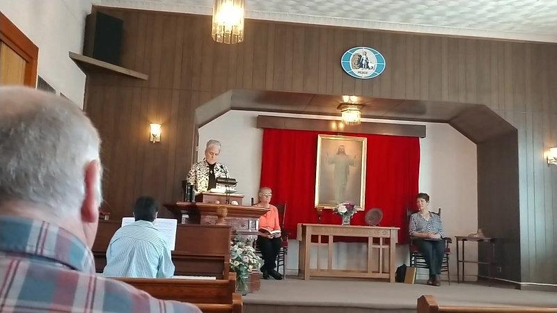Elder Terry Beal Sings copy