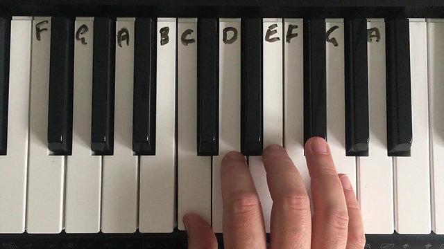 Piano Videos Beginner