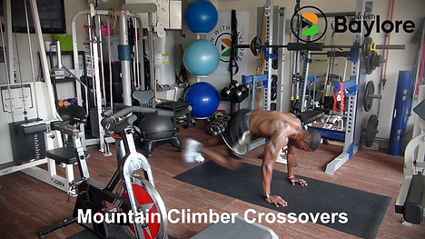 Mountain Climber Crossovers