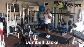 Dumbell Jacks