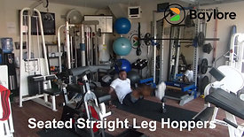 Seated Straight Leg Hoppers