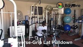 Reverse-Grip Lat Pulldown