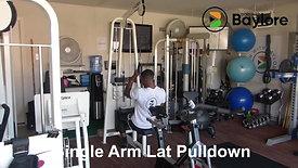 Single Arm Lat Pulldown