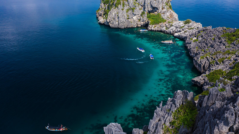 Beyond Angthong 42 Islands