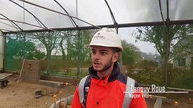 Tanguy, maçon VRD dans l'entreprise Eurovia Brest