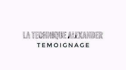 témoignage 1