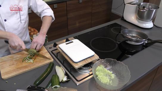Episode #1 Tailler les légumes