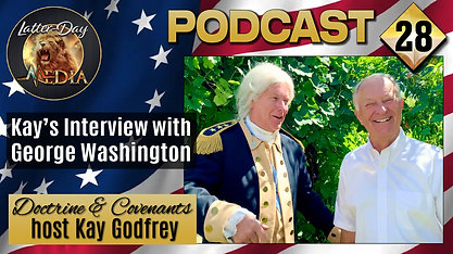 28 Kay Godfrey - An Personal Interview with George Washington