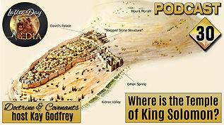 31 Kay Godfrey - Where is King Solomon's Temple Hiding?