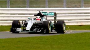 Formula 1 - EPSON & Mercedes
