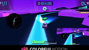 Colorful Notion, Go Racing 2018 - Sound Design Demo