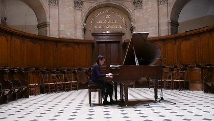 Scarlatti - Sonata K149/L93 - Malaika Wainwright Concert