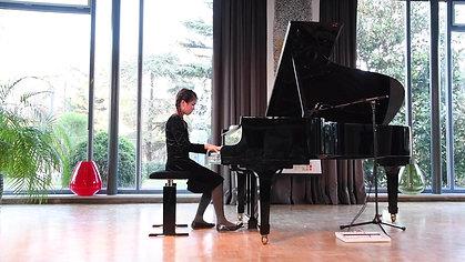 Robert Schumann - Kinderszenen Op. 15/7 - Malaika Wainwright Concert