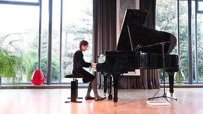 Debussy - Dr. Gradus Ad Parnassum - Malaika Wainwright Concert