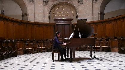 Rachmaninoff - Polka Italienne - Malaika Wainwright Concert