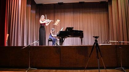 Massenet - Meditation from Thais - Malaika Wainwright Concert