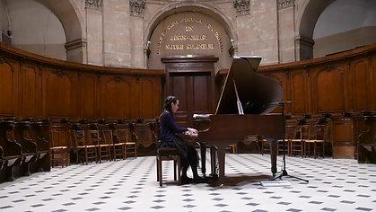 Mendelssohn - Trois Fantaisies Op. 16 - Malaika Wainwright Concert