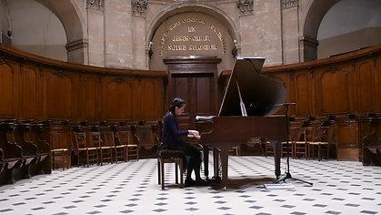 Beethoven - Sonata Nr. 9 Op. 14/1 - Malaika Wainwright Concert