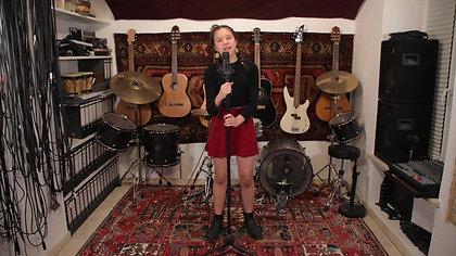 Ariana Grande - Santa Tell Me - Cover by Malaika Wainwright