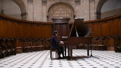 Scarlatti - Sonata K380 - Malaika Wainwright Concert