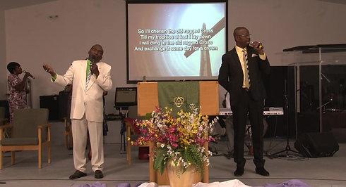 Aug. 23rd Sunday Morning Service