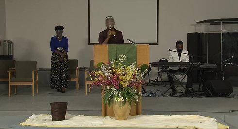 June 13th Sunday Morning Service