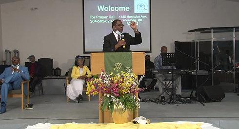Sept. 20th Sunday Morning Service