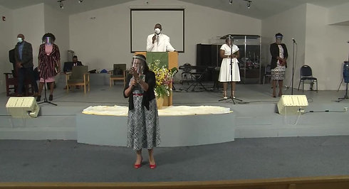 August 1st Sunday Morning Service