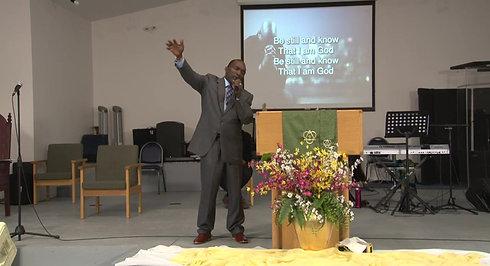 Sept. 13th Sunday Morning Service