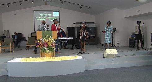 Sept. 6th Sunday Morning Service