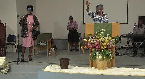 June 27th Sunday Morning Service