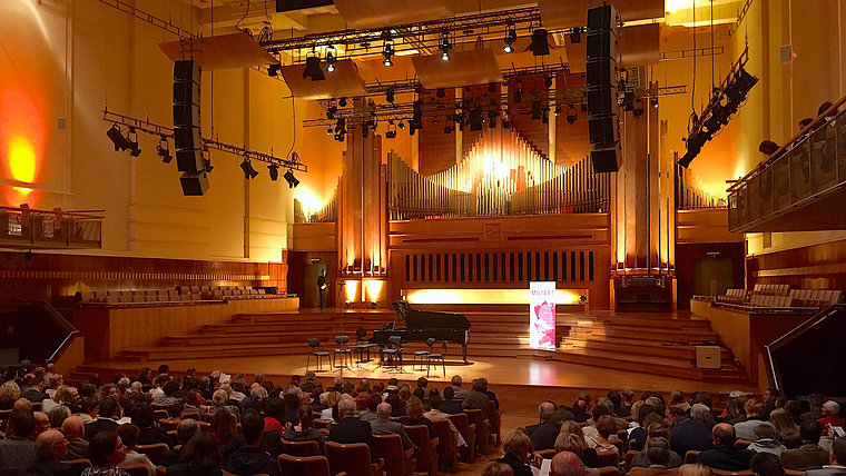 Festival Mozart 2015