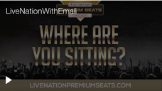 Live Nation Advertisement