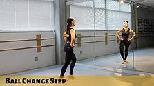Ball Change Step