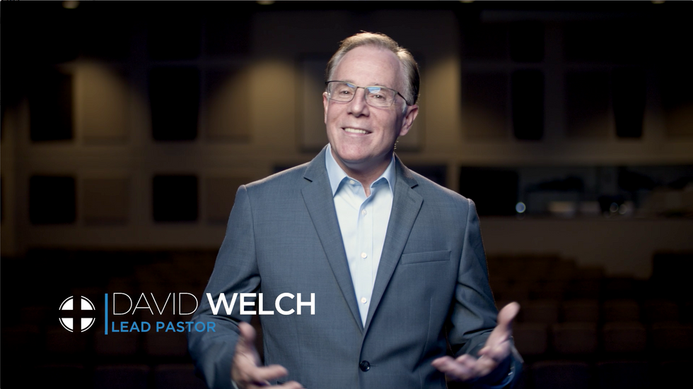 Connect - Welcome - David Welch - Wix Video