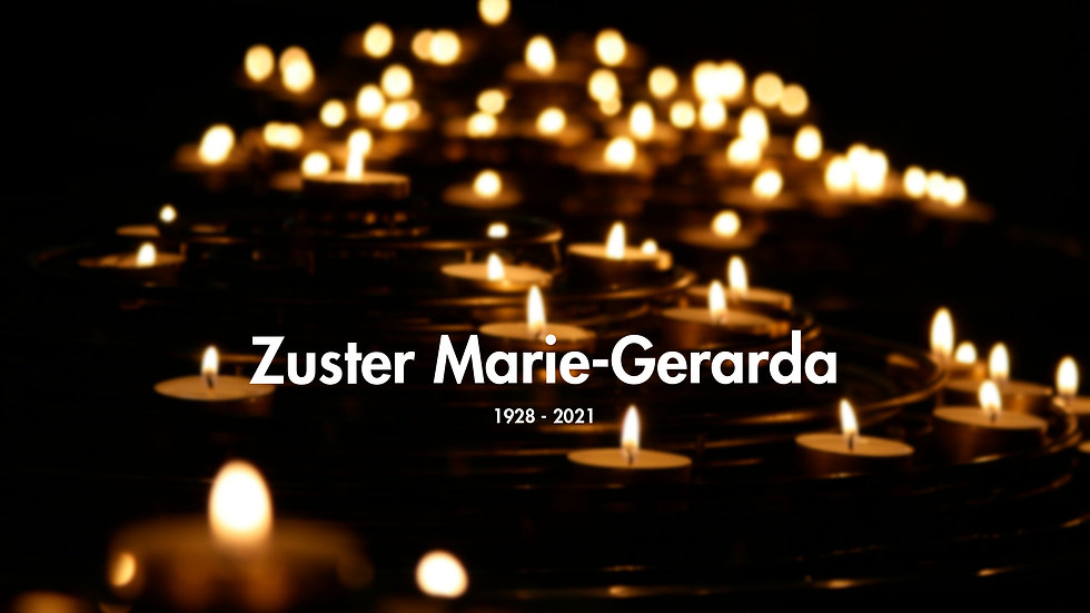 Zuster Marie-Gerarda