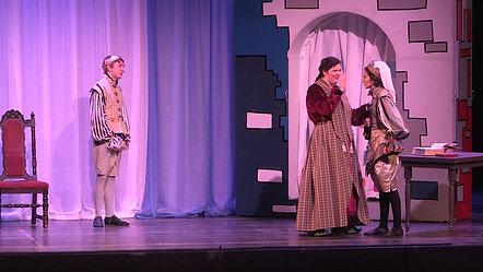 Act II, Scene II - Once Upon A Mattress