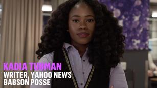 Kadia Tubman honored as Posse Foundation Alumni Star 2019
