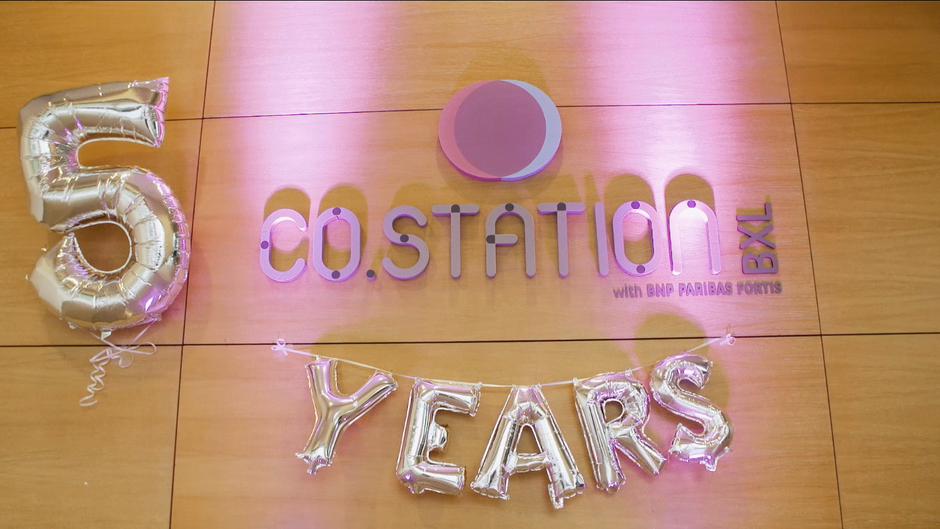 5 years of Co.Station