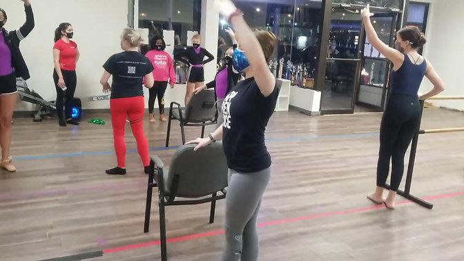 Abnormal Ballet Barre 3/4